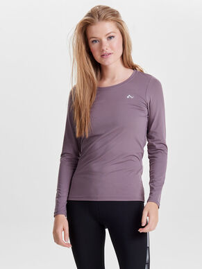 LONG SLEEVED SPORTS TOP