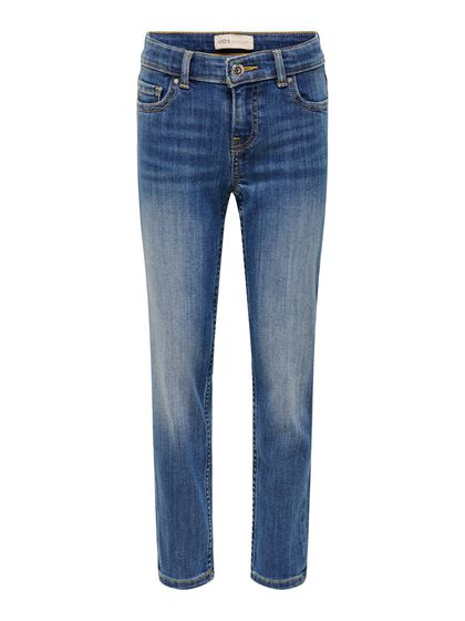 KONSOPHIE ANKLE STRAIGHT FIT JEANS