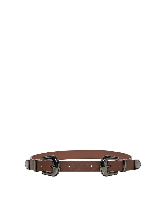 TAILLE CEINTURE, Chocolate Brown, large