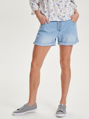 ANTIFIT SHORTS EN JEAN