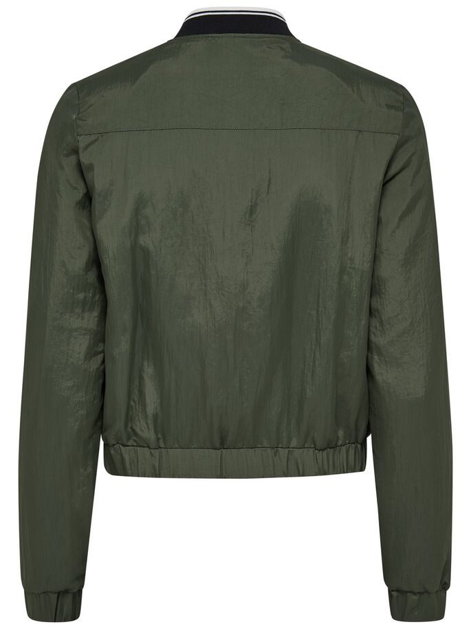 BOMBER JACKET, Tarmac, large