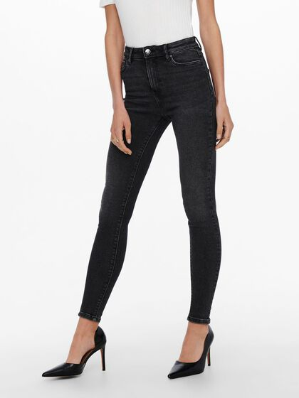 ONLMILA LIFE HW ANKLE SKINNY FIT JEANS