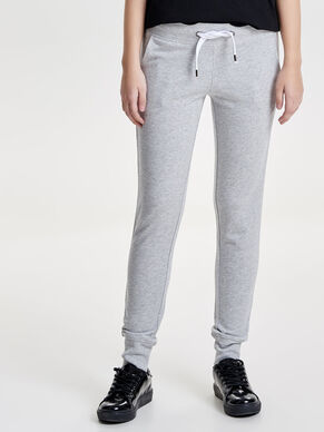SOLID SWEAT PANTS