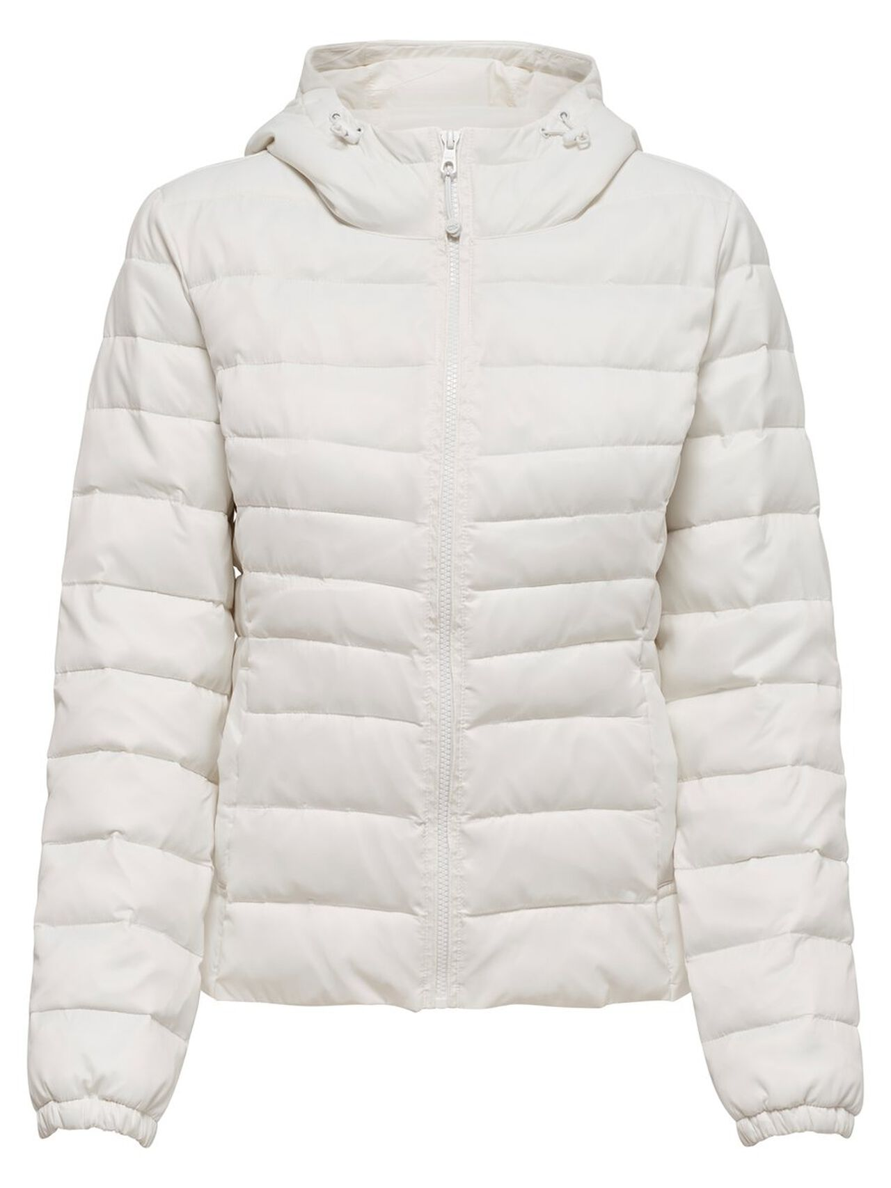 ONLY Short Quilted Jacket Women White