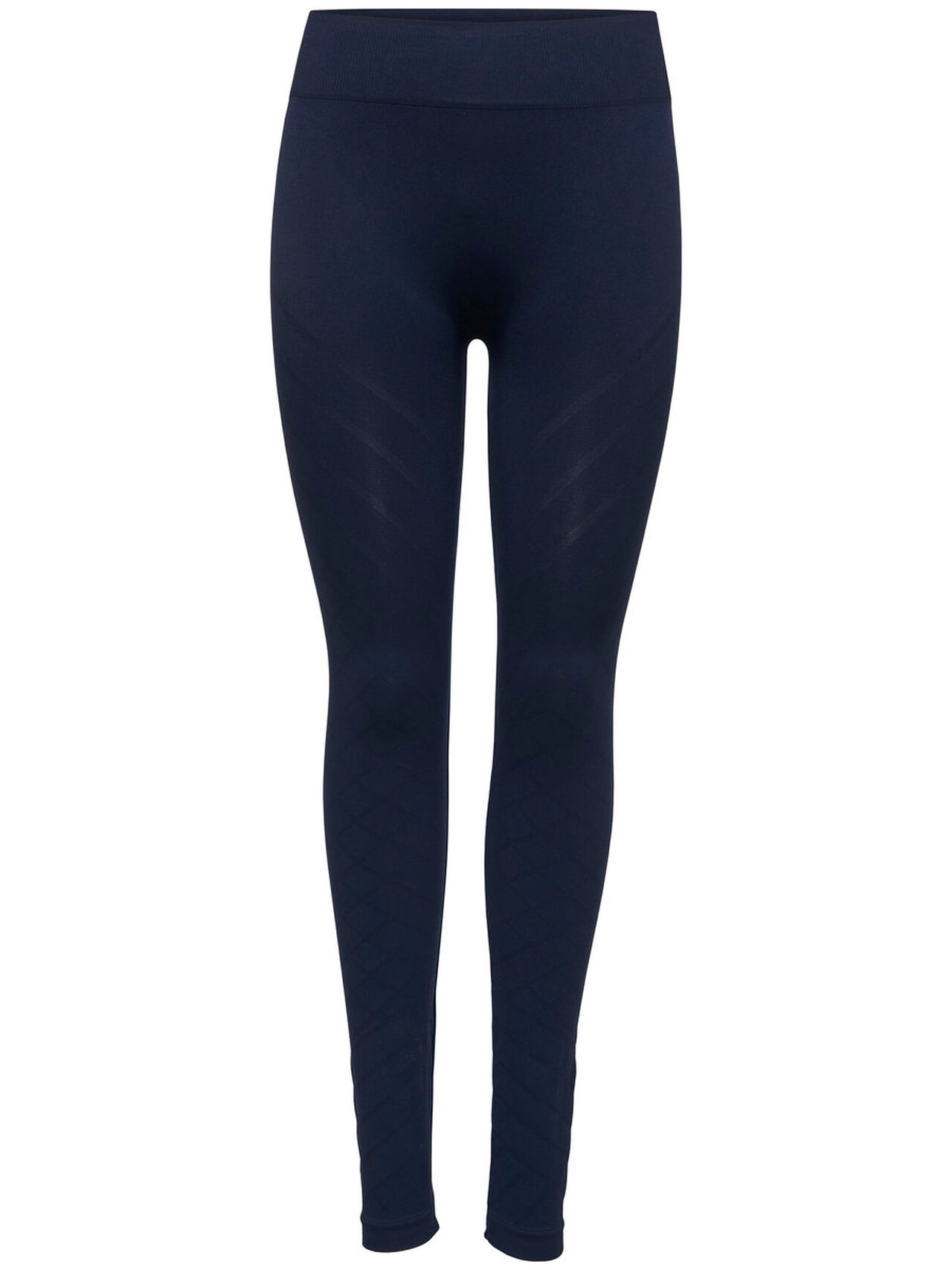 ONLY Seamless Training Tights Women Blue
