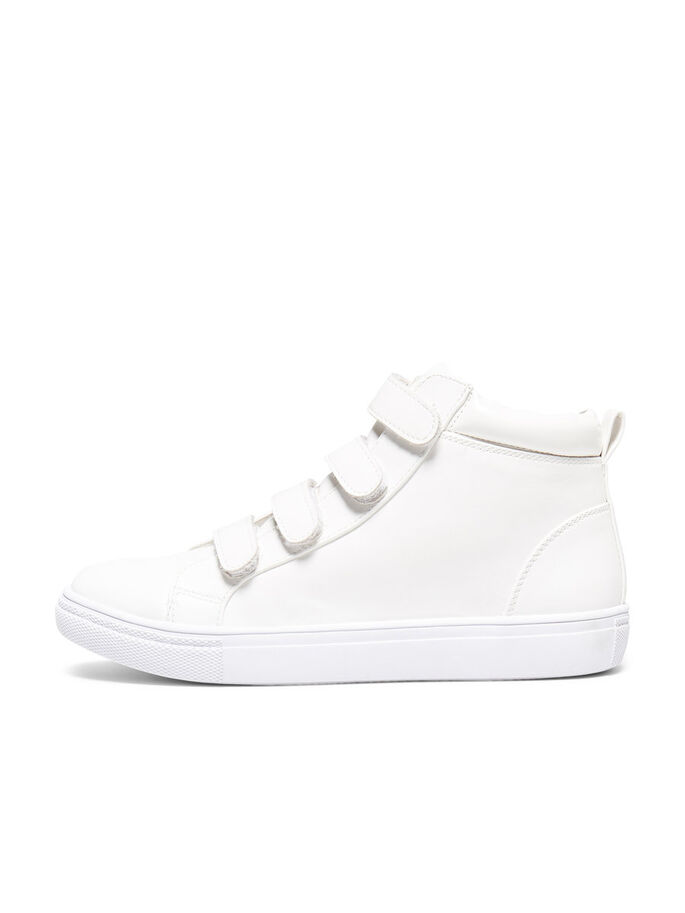 HOGE SNEAKERS, White, large