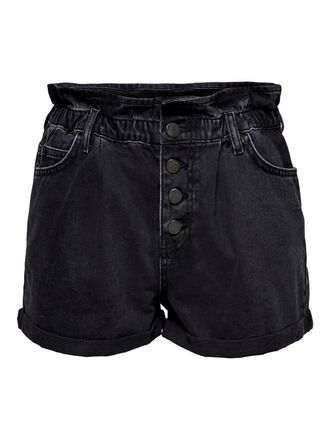 ONLCUBA LIFE PAPERBAG JEANSSHORTS