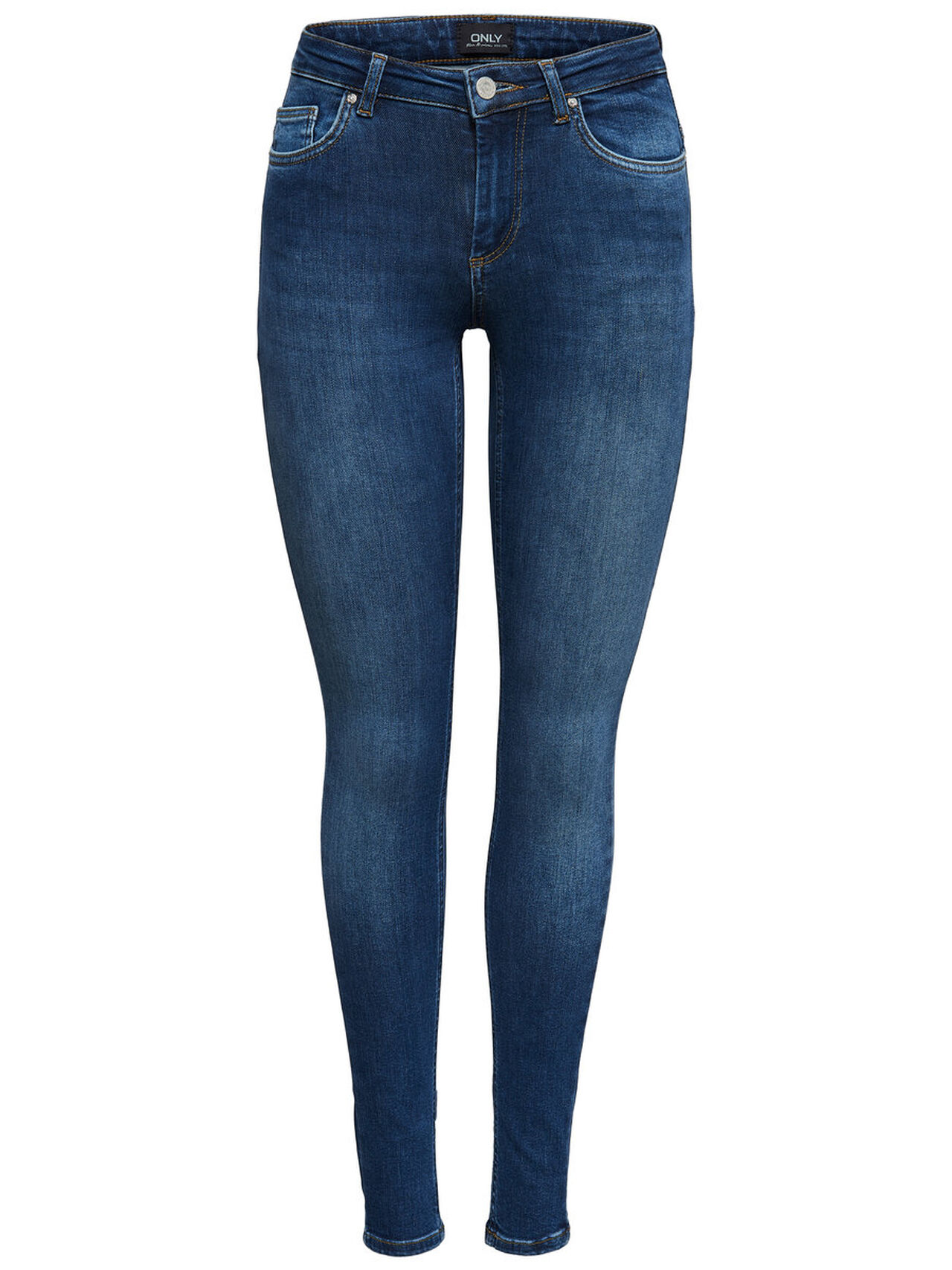 ONLY Zala Reg Skinny Fit Jeans Women Blue