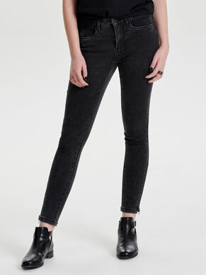ROYAL REG STAR ANKLE SKINNY JEANS