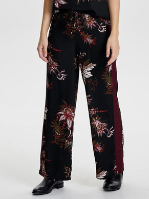 FLOWERED PANTS