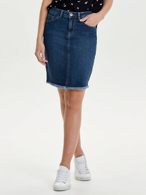 Denim Skirts - Buy Denim Skirts from ONLY for women in the official ... 0b7daad8d