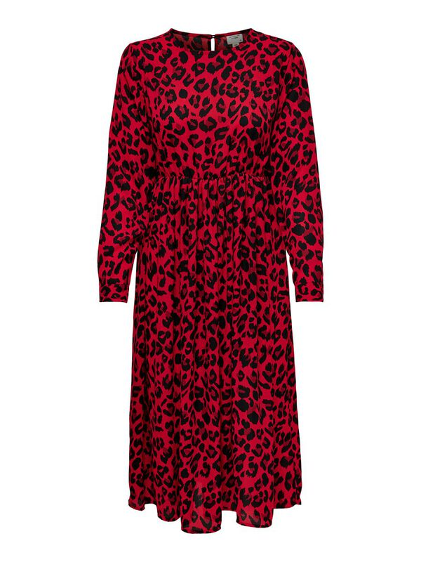 ONLY - only long sleeved midi dress  - 1