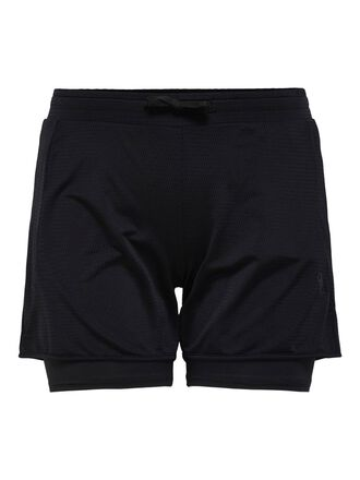CURVY LOOSE TRAINING SHORTS