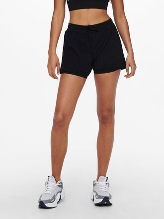 LOOSE FITTED TRAINING SHORTS