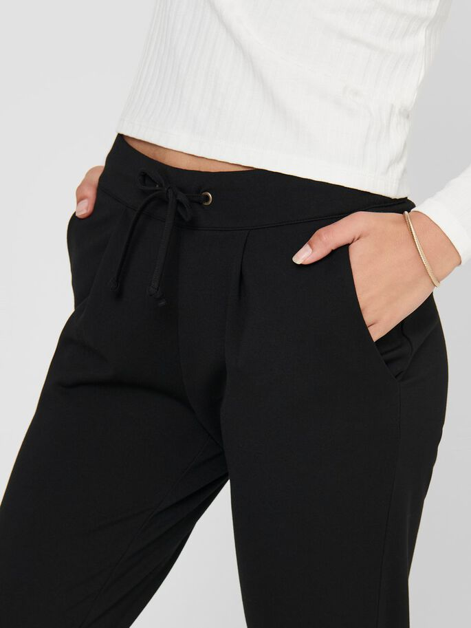 CLASSIC TROUSERS, Black, large