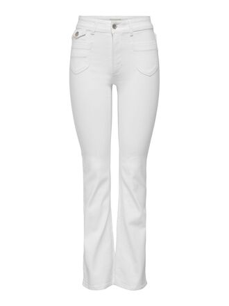 ONLEBBA HIGH WAIST FLARED JEANS