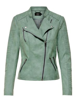 77f831d5bbb Leather jackets and PU jackets - Buy leather jackets from ONLY for ...