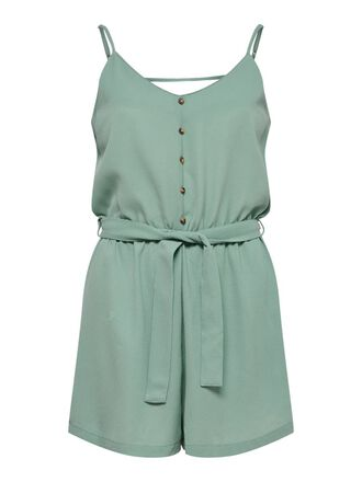 TIE BELT PLAYSUIT