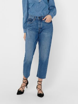 JDY TUBA LIFE GIRLFRIEND CROPPED JEANS