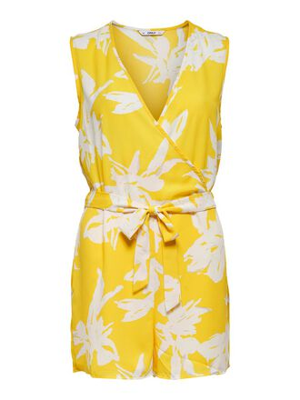 PRINTED PLAYSUIT
