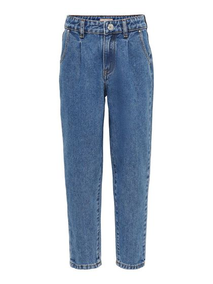 KONLIVA SLOUCHY HIGH WAISTED JEANS