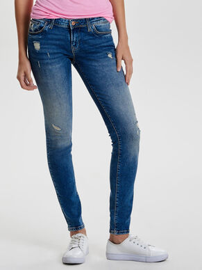 SINTIA LOW SKINNY FIT-JEANS