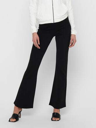 FLARED TROUSERS