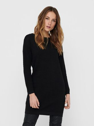 ZIP BACK KNITTED DRESS