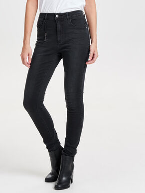 PIPER HIGH WAIST SKINNY FIT JEANS