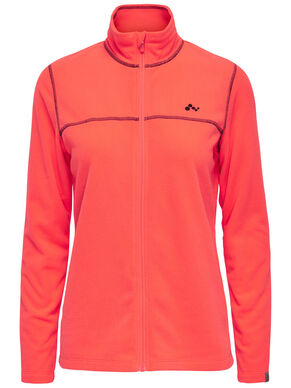FLEECE- SPORTJACKE