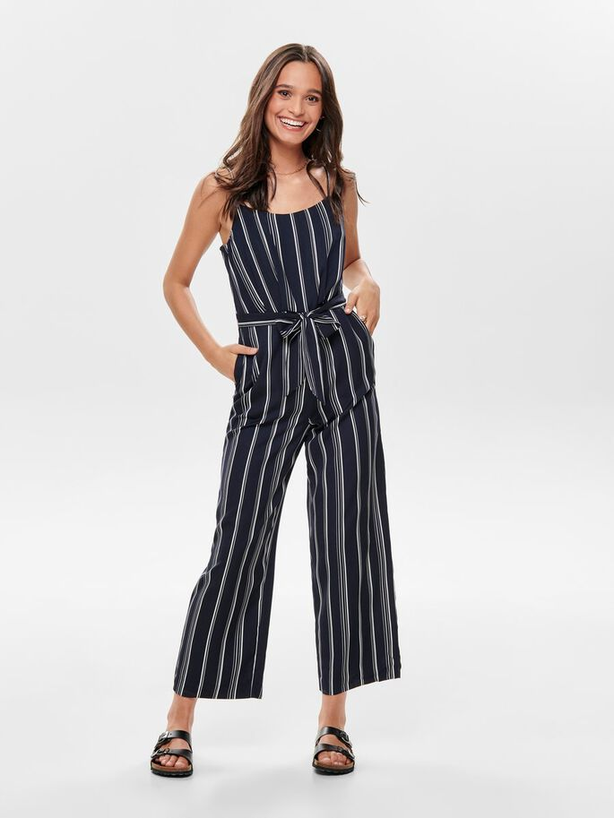 3f6eeda5a94 Striped jumpsuit | ONLY