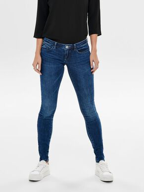 CORAL SUPERLOW SKINNY FIT-JEANS