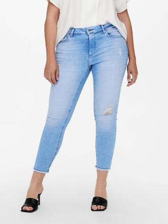 CURVYCAR WILLY LIFE REG ANKLE SKINNY FIT JEANS