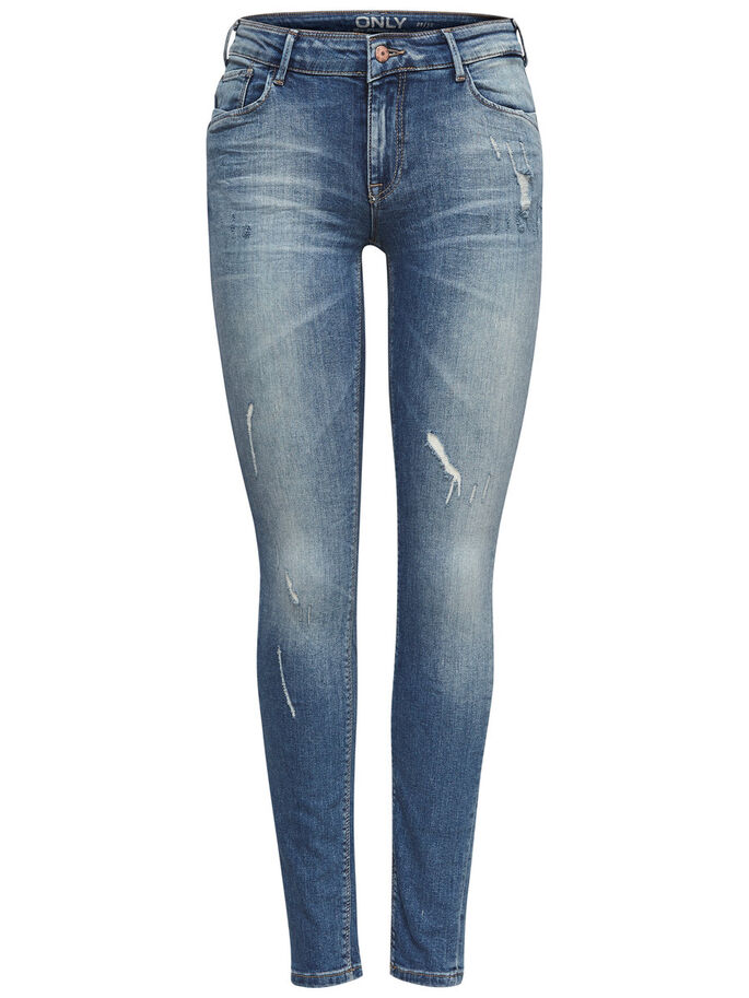 CARMEN REG JEAN SKINNY, Light Blue Denim, large