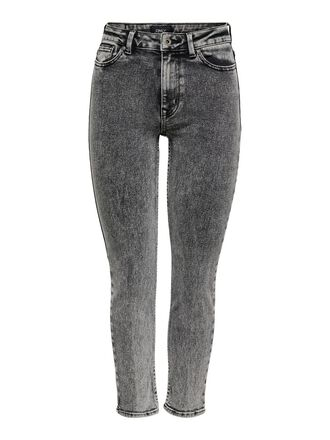 ONLERICA LIFE MID ST ANKLE BB STRAIGHT FIT JEANS