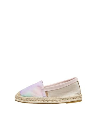 TIE AND DYE ESPADRILLES