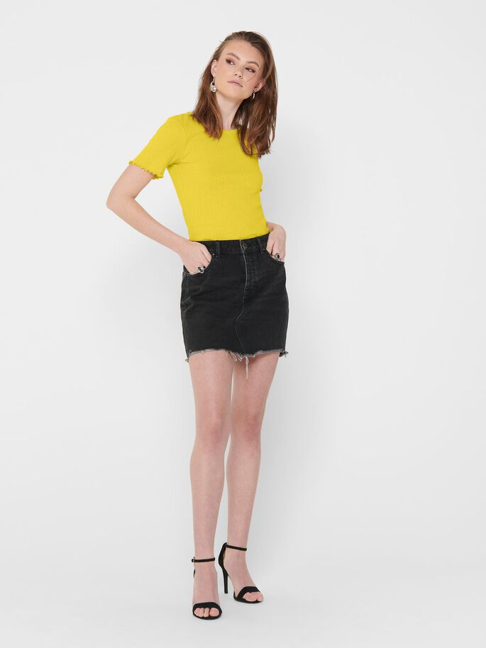 DETAILED TOP, Super Lemon, large