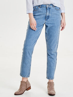 FANNY MOM FIT REGULAR FIT-JEANS