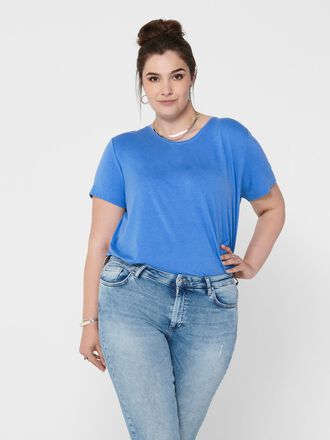 CURVY LOOSE FITTED T-SHIRT