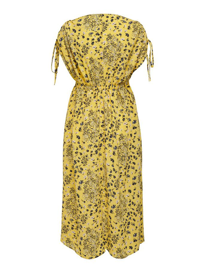 IMPRIMÉE ROBE, Misted Yellow, large