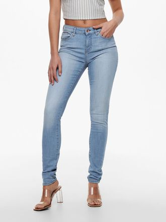 ONLANNE LIFE MID SKINNY FIT JEANS