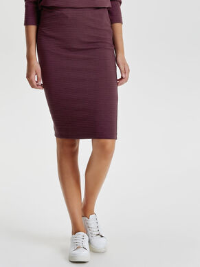 DETAILED PENCIL SKIRT