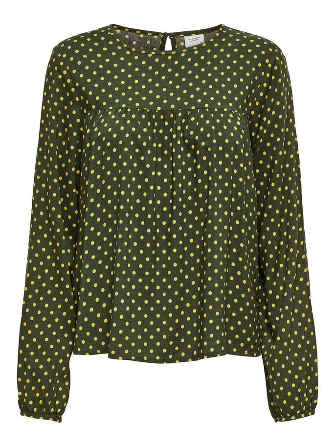 DOTTED TOP, Forest Night, large