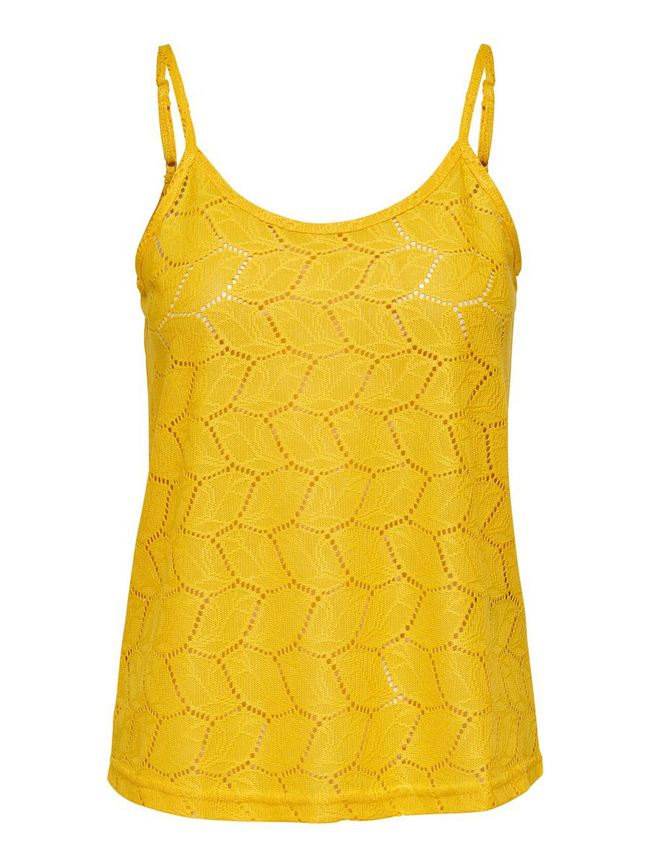 ONLY Singlet Cami Women Yellow