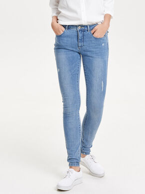 ULTIMATE REG JEAN SKINNY