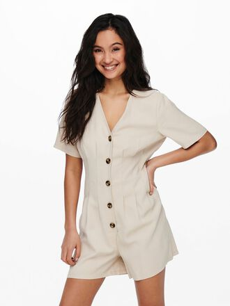 LOOSE FIT PLAYSUIT