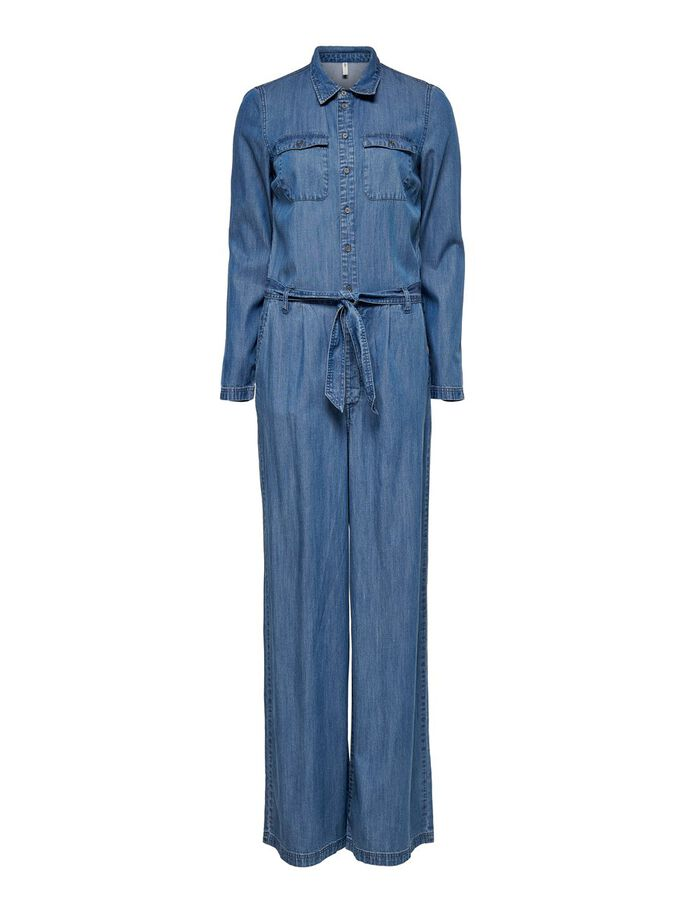 85252de4653 Denim jumpsuit