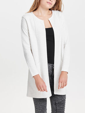 SWEAT CARDIGAN