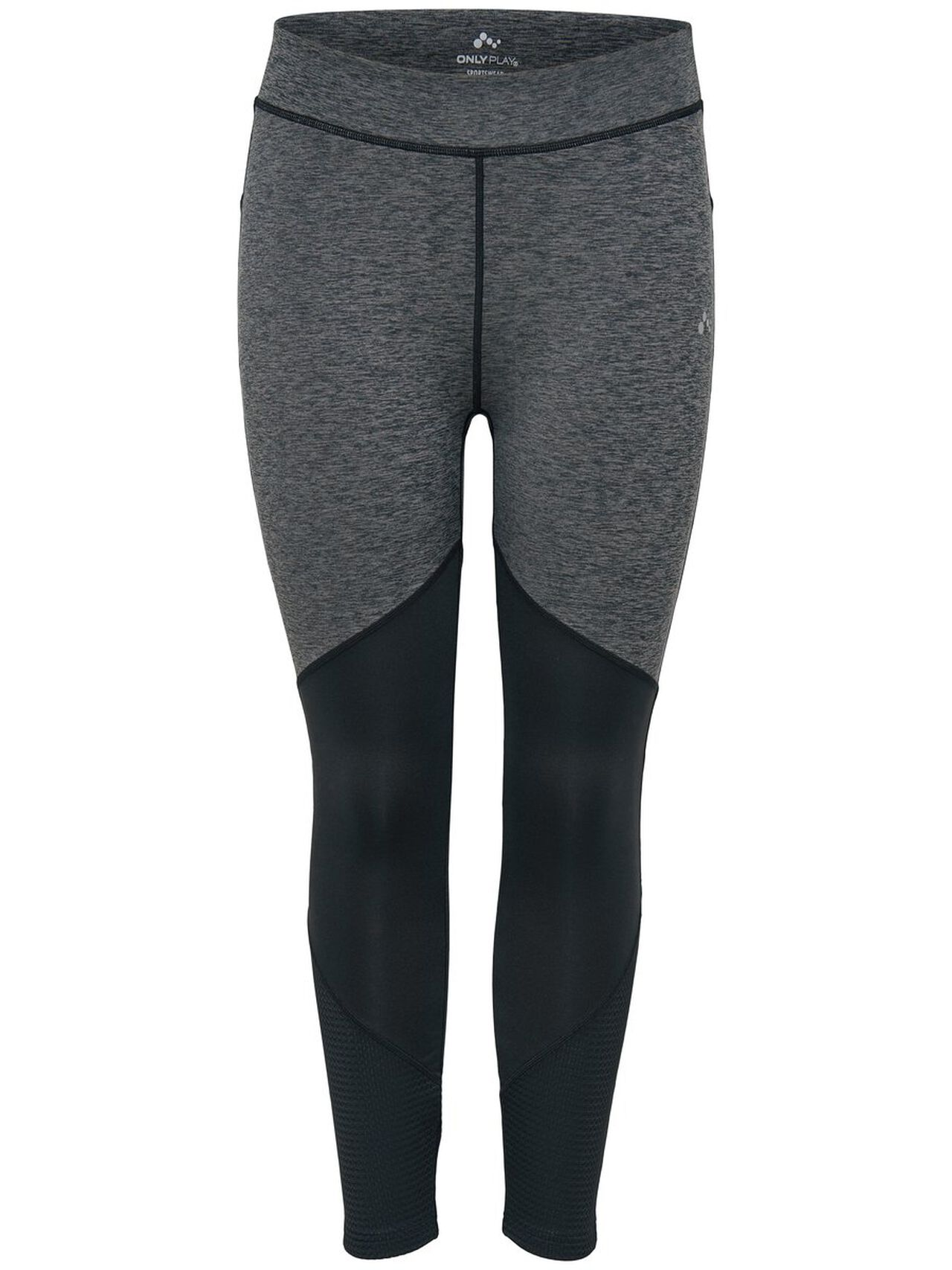 ONLY Contrast Training Tights Women Grey