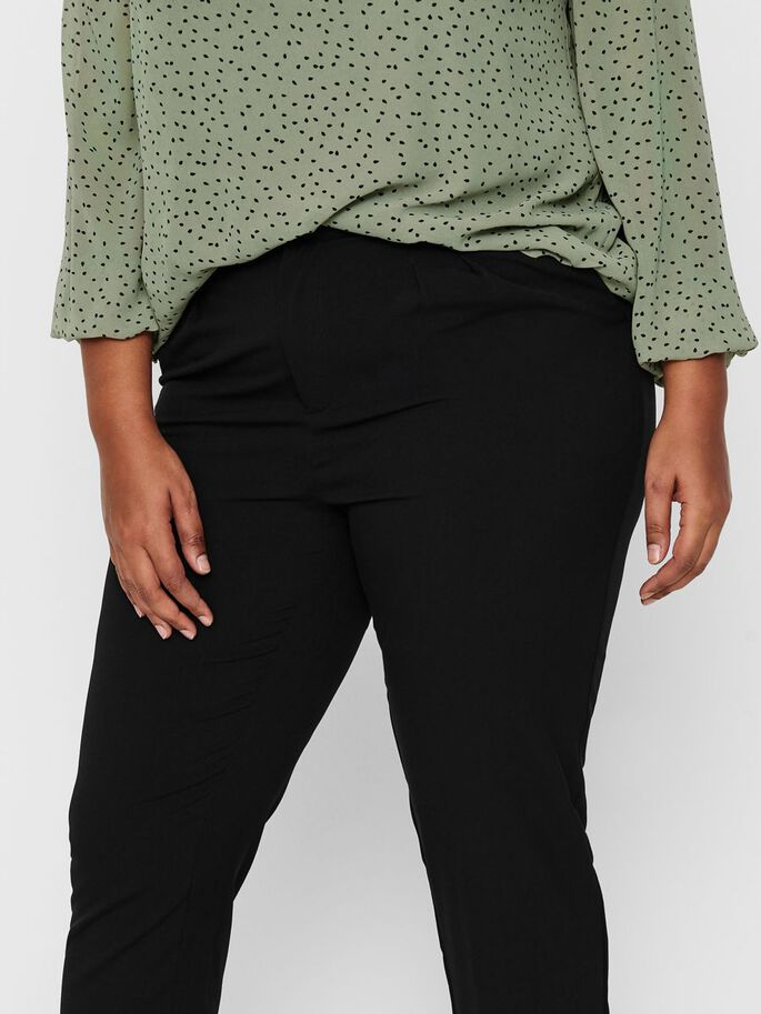 CURVY PRINTED TOP, Chinois Green, large